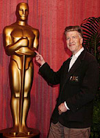 David Lynch at the Academy Awards 2001