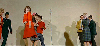 "Scene from ""Contempt"""